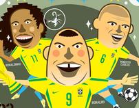 World Cup 2002 - Pentacampeão
