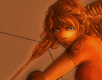 Mockingjay's Fire - Illustration