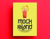 Mock Island Logo