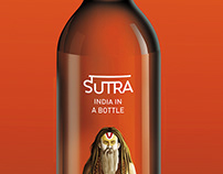 Sutra Export Wine - Branding and Label