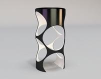 D-rum - bar stool concept.