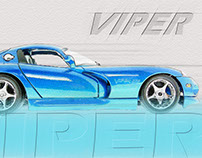 Photoshop Project 10-Viper