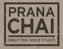 Prana Chai Tea. Branding & Website