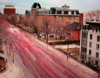 Montreal mass manifestations