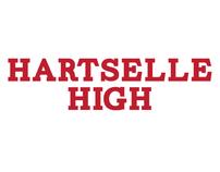 Hartselle High School 2003 Class Logo