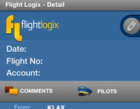 FlightLogix - Android App