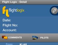 FlightLogix - Android App
