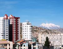 La Paz. three