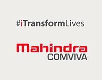 iTransformLives - Mahindra Comviva