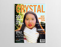 Crystal Magazine
