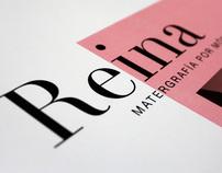 Reina Exhibition Catalogue