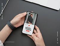 Free Smartphone Mockup
