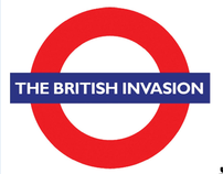 British Invasion Infographic