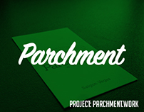 PROJECT: Parchment.work