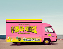 FDRS's Grilled Cheese Wonderland Foodtruck