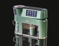 Stanley Coffee Machine Design Concept
