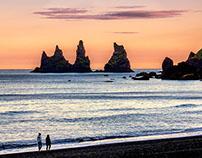 Islande région sud-ouest