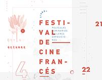 LIVRÈ. Festival de cine francés