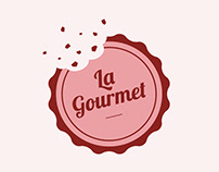La Gourmet - Logo Collection