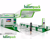 Falconpack Design Exhibit