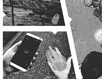 Solid Gray Transmedia Kampagne Konzept / 2014