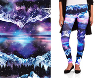 Selected Legging Prints