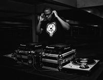 DJ Jonathan Livingstone Promo Photography