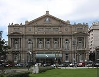 Mapping - Teatro Colón