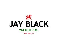 Jay Black Logo Design