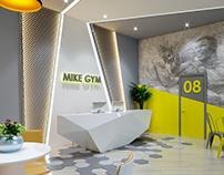 Mike - GYM Reception