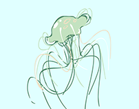 Jellyfish Loop (Animation)