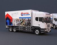 Envelopamento Caminhão CL