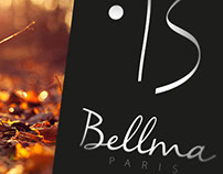 BELLMA. Identity building with a new fashion brand.