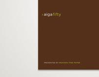 AIGA50: Catalog