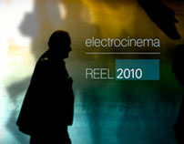electrocinema reel 2010 | Video