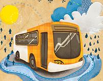 Busão dos Sonhos / Ilustrações