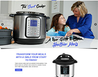 Pressure Cook Pro ~ The Smart Cooker ~ Webfolio