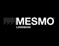 MESMO Clothing website