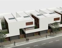 BIDV Village, housing typology