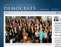 U.S. Senate Democrats Website