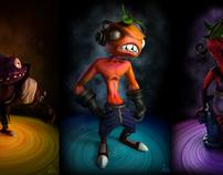 The Fresh Fruit Gang