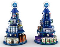 Multibrand Christmas Tree