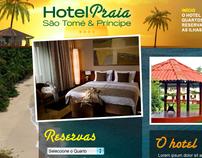 Hotel Praia Website