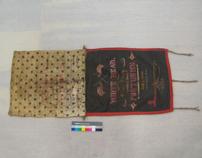 Textile Banner - Conservation Treatment