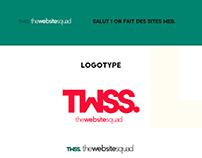 TWSS. - Website design