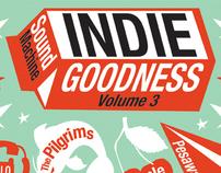SoundMachine INDIE GOODNESS Volume 3