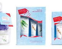 Dead Sea Essentials gift set packaging