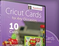 Cricut Cards DVD Case and Disc