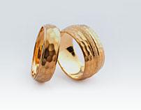 Jeweler Website Mockup
