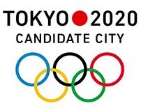 Tokyo 2020 Olympic Games Logo Animation